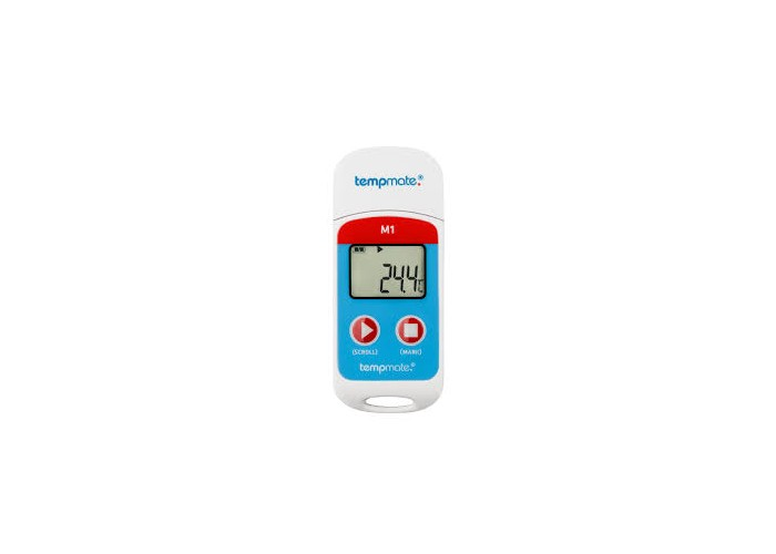 Tempmate M1 USB PDF Temperature Data Logger