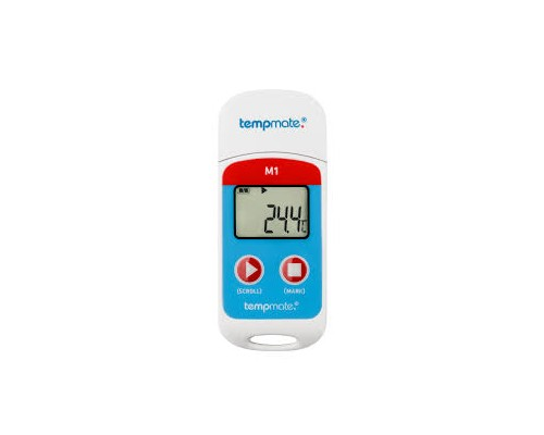 Tempmate M1 USB PDF Temperature Data Logger